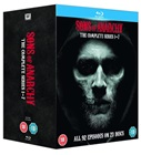 Sons Of Anarchy Complete Seasons 1-7 [Blu-ray]