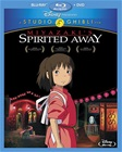 Spirited Away(Blu-Ray)