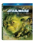 Star Wars The Prequel Trilogy [Blu-ray]