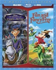 The Adventures of Ichabod and Mr.Toad And Fun and Fancy Free[blu ray]