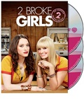 2 Broke Girls Second Season dvd wholesale