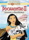 Disney Pocahontas IIJourney To A New World with slipcase