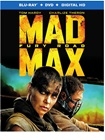 Mad Max 4 Fury Road (blu ray)