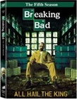 Breaking Bad season 5 dvd wholesale