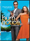 Burn Notice season 2 dvd wholesale