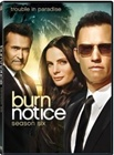 Burn Notice season 6 dvd wholesale