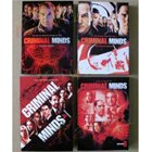 Criminal Minds The Complete Seasons 1-4