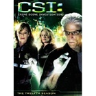 CSI Crime Scene Investigation season 12 dvd wholesale