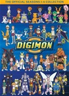 Digimon The Official Seasons 1 4 Collection