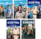 Eureka DVD 1-4 Seasons