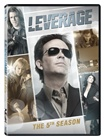Leverage The Fifth Season dvd wholesale
