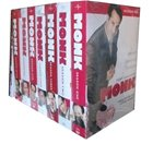 Monk The Complete Seasons 1-8