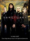 Sanctuary The Complete First Season