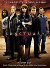 Sanctuary The Complete Second Season 2