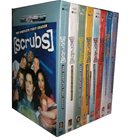 Scrubs The Complete Seasons 1-8
