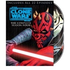 Star Wars The Clone Wars Season Four dvd wholesale