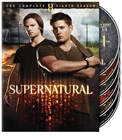 Supernatural Eighth Season dvd wholesale