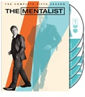 The Mentalist season 5 dvd wholesale