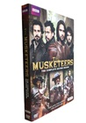 The Musketeers Season 2 dvds wholesale China